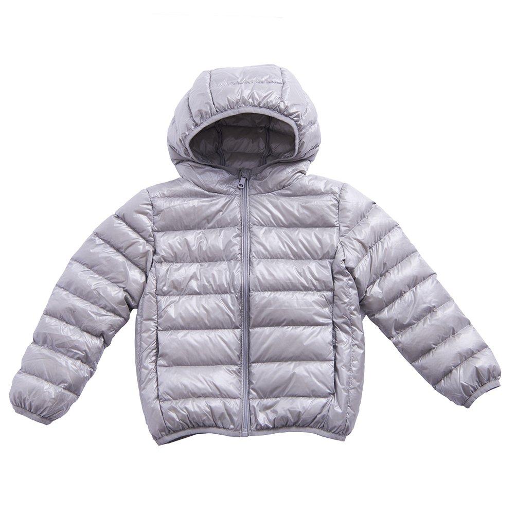 72e29a7b1 PANLTCY Baby Boys Girls Winter Hooded Down Jacket Lightweight Puffer ...