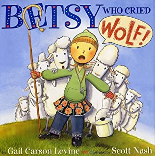 book cover of Betsy Who Cried Wolf