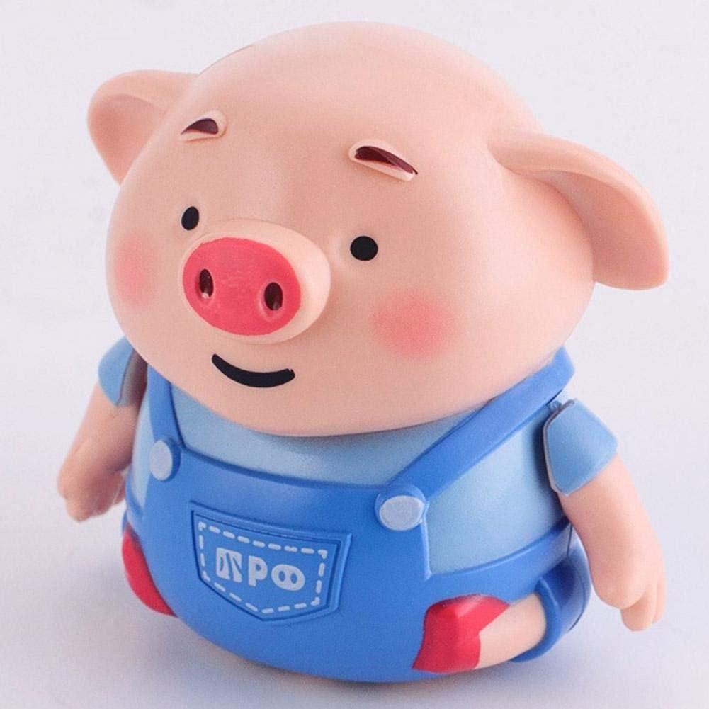 Taoytou Inductive Pig Pen Draw Line Heel Robot Light Music Animal Education Kid Toy