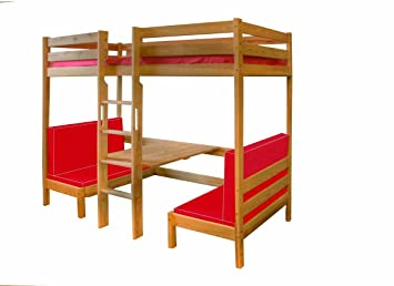 Etagenbett Holz Massiv : Tolle kinderbetten aus massivholz für ihr kinderzimmer betten