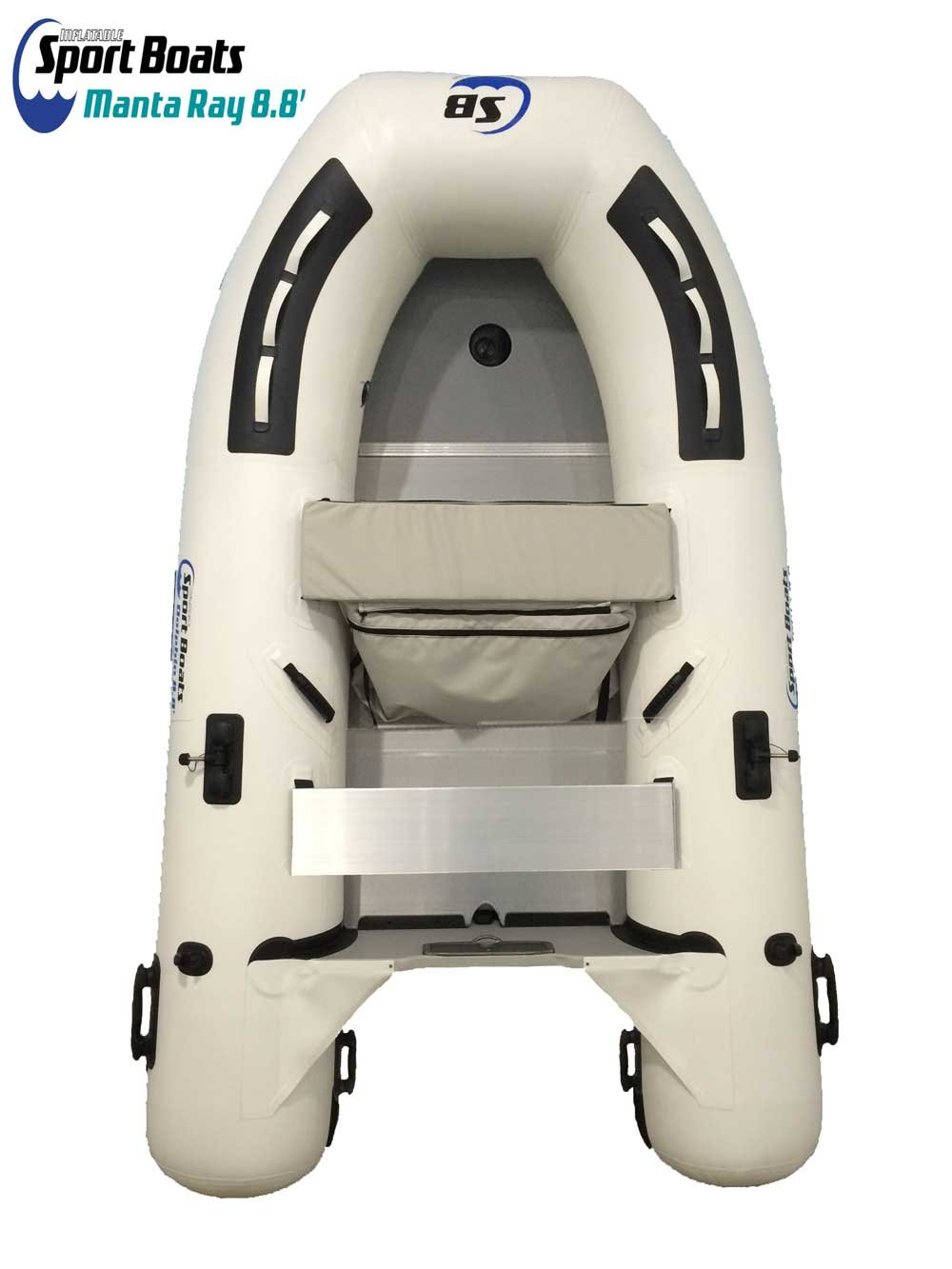 Inflatable Sport Boats Manta Ray 8.8' - Best Flying Fishing Boats