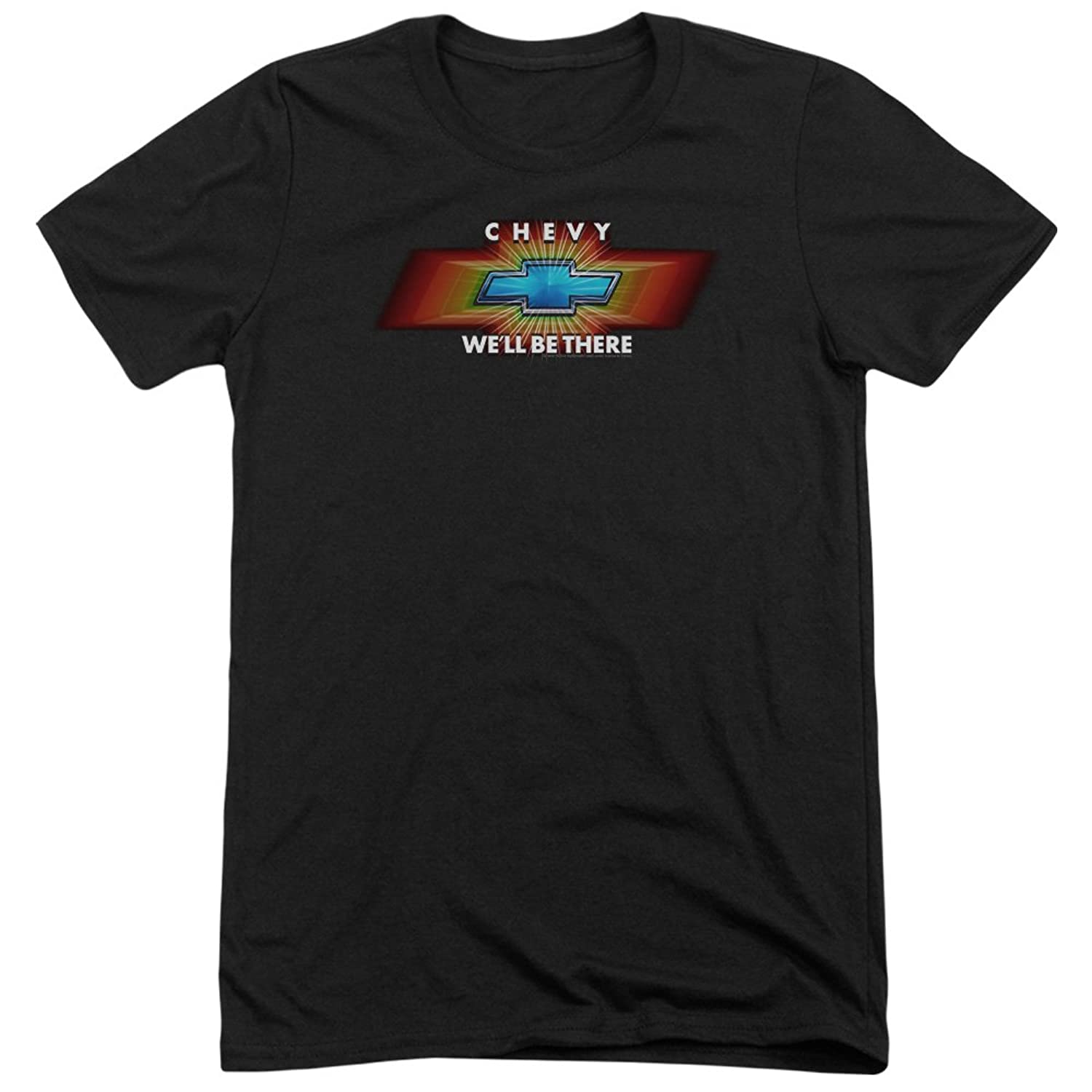 Chevrolet Men's Chevy WeLl Be There Tv Spot Tri-Blend T-Shirt