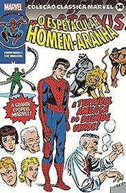 Coleção Clássica Marvel Vol.14 - Homem-Aranha Vol.03
