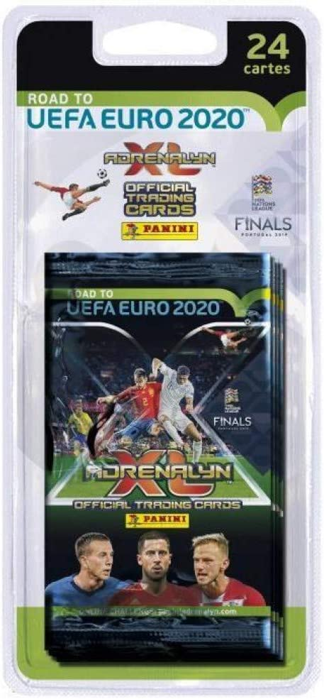 Panini Road to UEFA Euro 2020 Adrenalyn XL 2 X Display//48 Booster nuevo