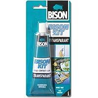 Bison 6305943 Bison Kit Contactlijm - Transparant - Tube - 100ml