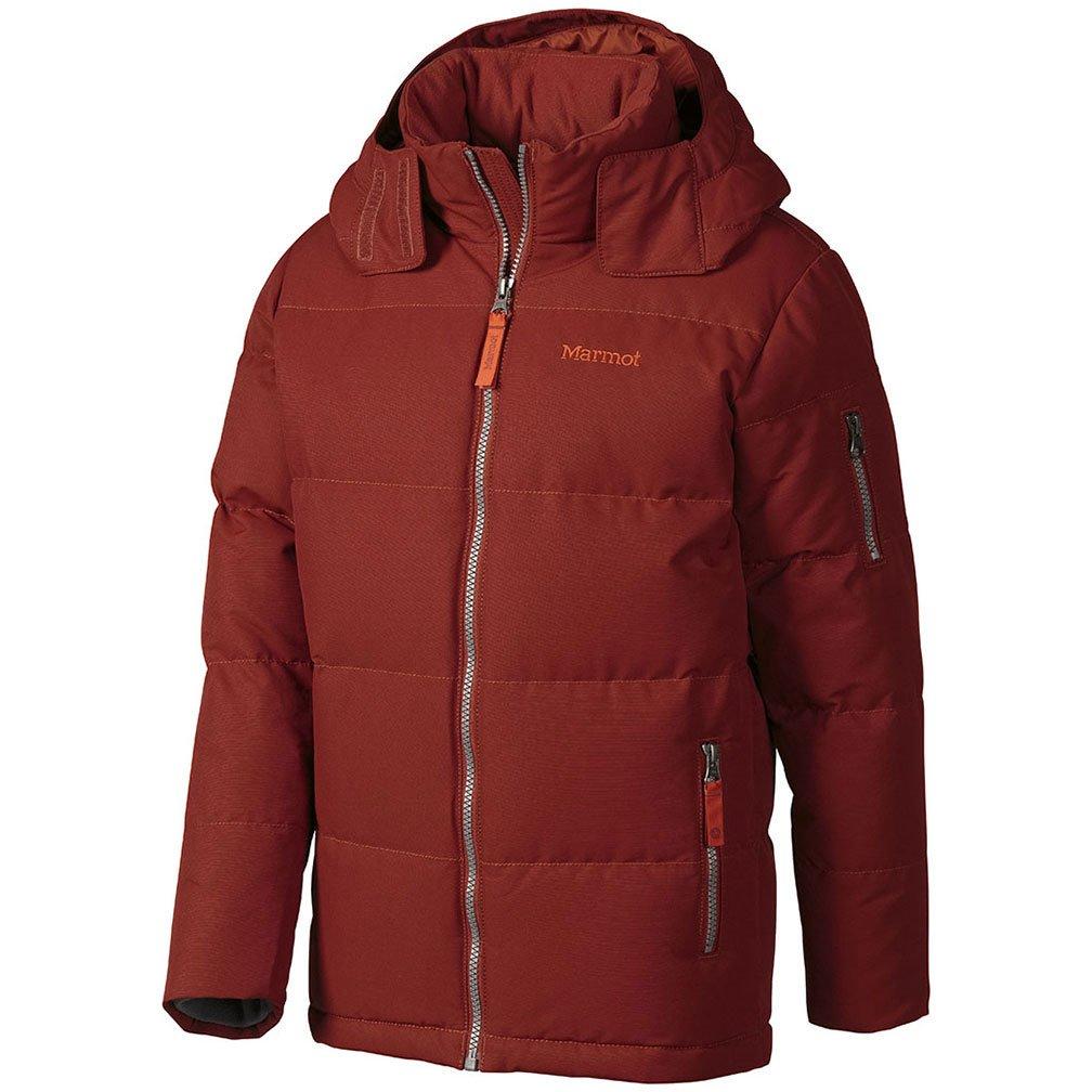 9a854accb45 Amazon.com  Marmot Boys  Vancouver Jacket (Little Big Kids)  Clothing