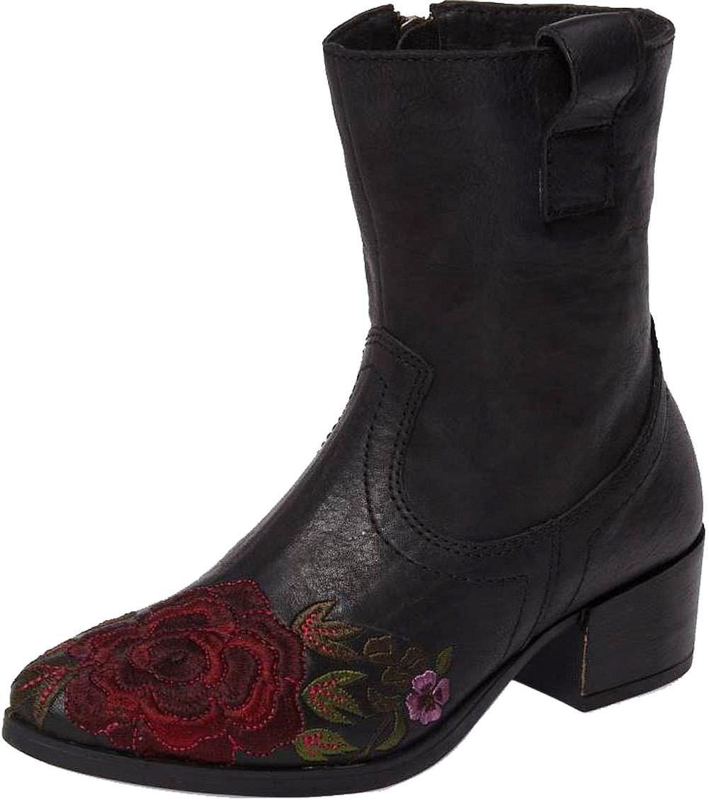 sheridan mia Boot Womens Shallot Western Boot mia B0773YYPPG 39 M EU|Black fdef39