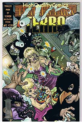 TRAILER PARK OF TERROR #2, VF, Zombies, Halloween, Horror, more TPOT in -