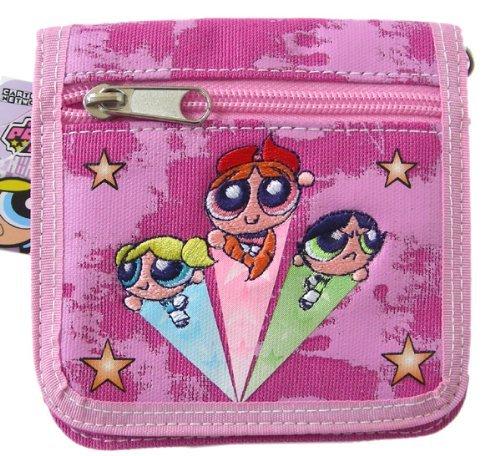 ppg Powerpuff Girls Wallet - Powerpuff Girls Mini Purse -Pink