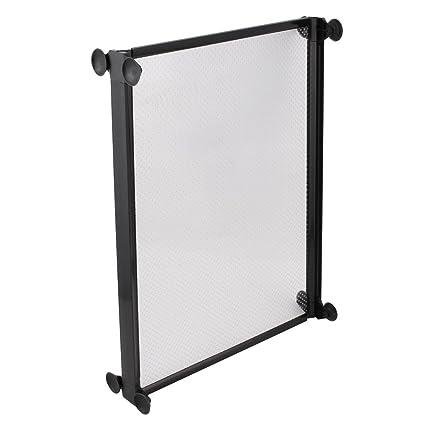 sourcingmap Tanque De Peces De Goma Ventosa De Plástico Soporte Interno Filtro Transparente Negro