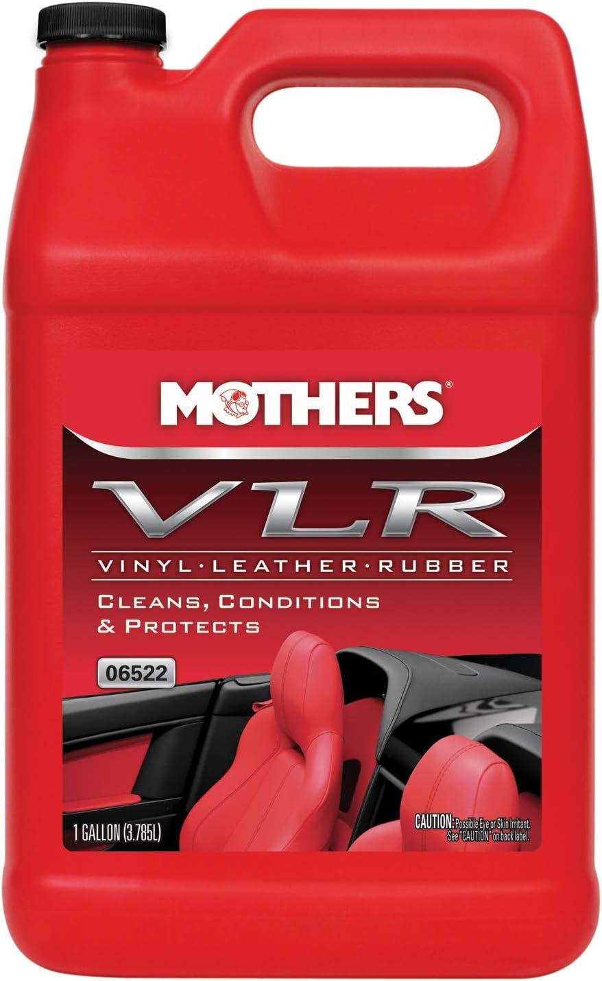 Mothers 06522 VLR VinylLeatherRubber Care - 1 Gallon