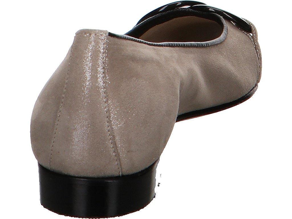 Gabriele Silber Damen Ballerinas Glory 5666 Silber Gabriele 460266 5f926a