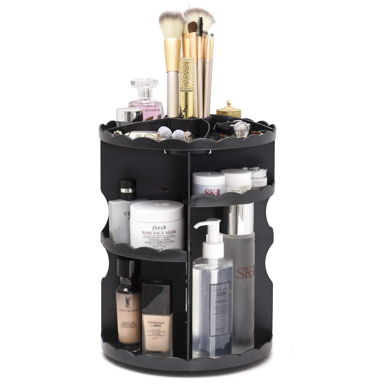 Amazon.com: BEWAVE - Organizador de maquillaje giratorio de ...