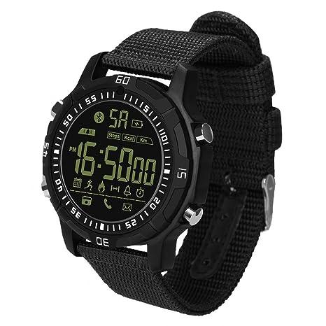 Amazon.com: Pawaca New Zeblaze VIBE 2 Sports Smartwatch 5ATM ...