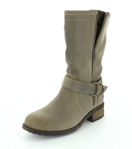UGG Australia Womens Silva Boot Fawn Size 6