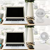 SkyGenius Battery Operated Clip on Fan for Baby