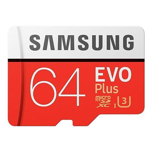 Samsung EVO Plus 64GB microSDXC UHS-I