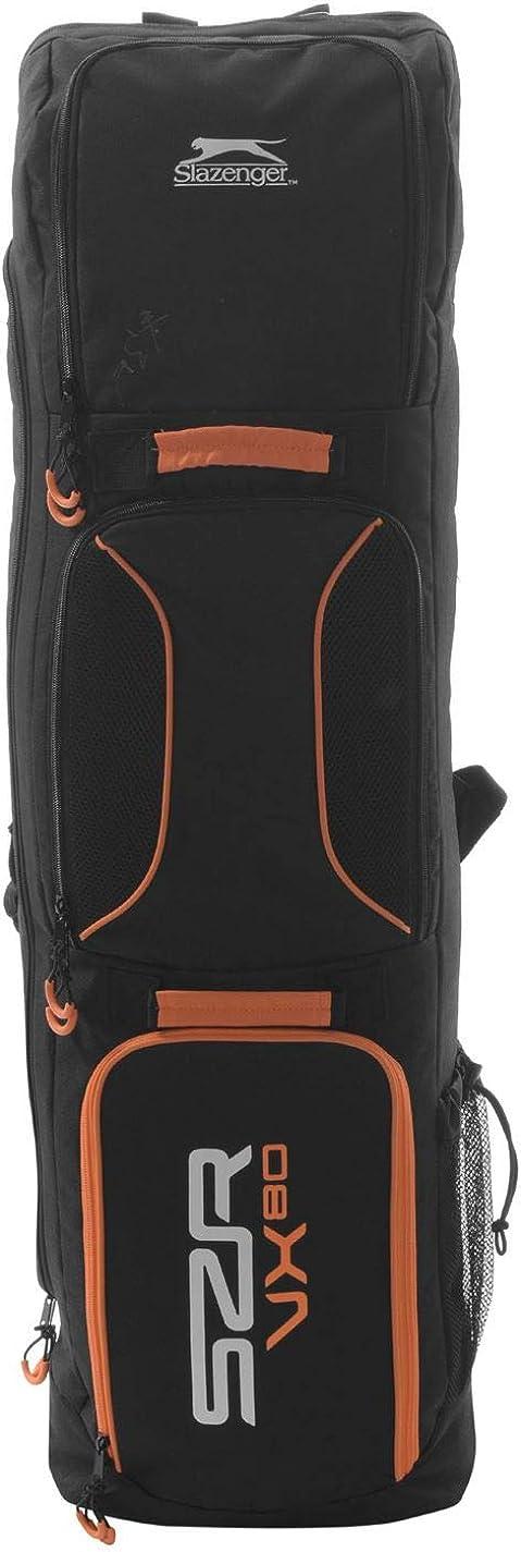 Slazenger Unisexe VX80 Stick Sac Noir//Vert Taille Unique