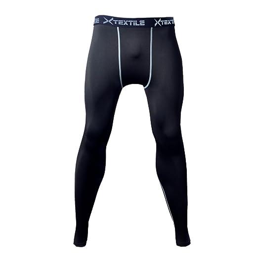 958f502f6bdc5e Xtextile Sports Compression Running Leggings Gym Exercise Lycra Elastic  Tight Pants Leggings for Men Male (