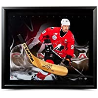 $1449 » Wayne Gretzky Autographed Easton Stick Blade with Ice Cold Picture - Framed - Upper Deck - Autographed NHL Photos