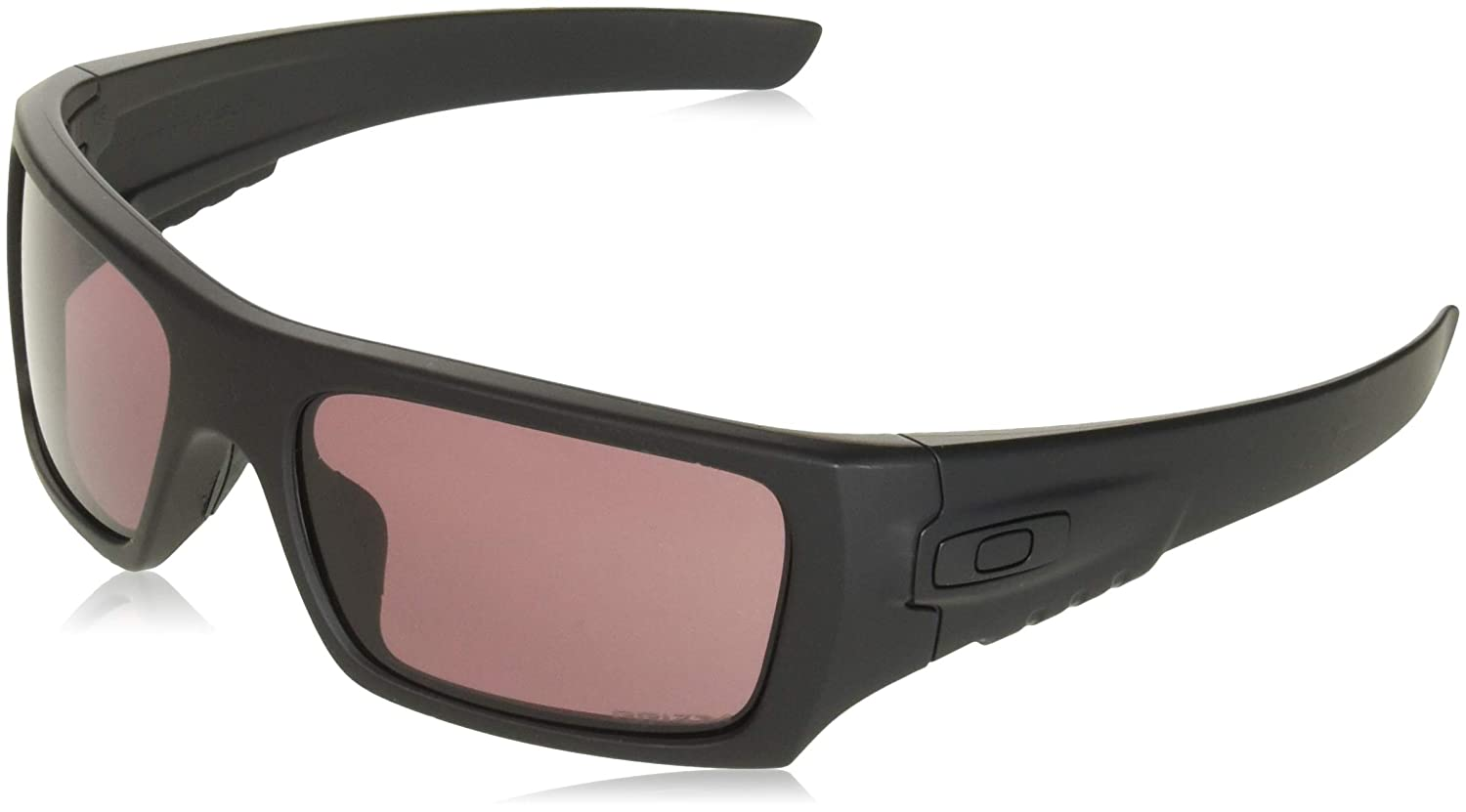c236cefe51a09 Amazon.com  Oakley Men s Det Cord Rectangular Sunglasses