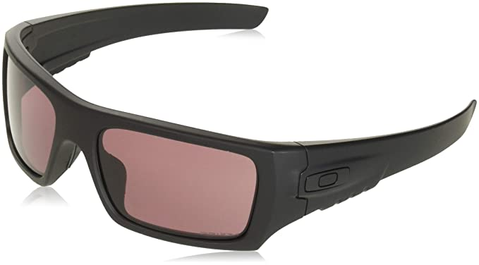451b335a8f27f Image Unavailable. Image not available for. Color  Oakley Men s Det Cord  Rectangular Sunglasses ...