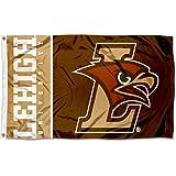 Lehigh Mountain Hawks LU University Large College Flag