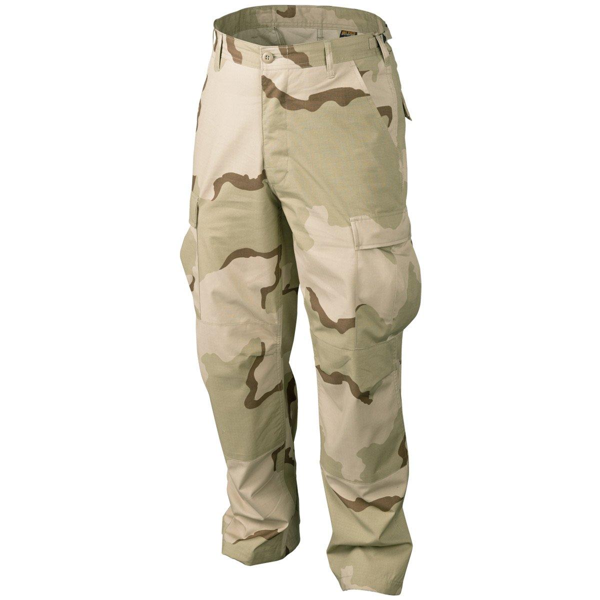 Helikon genuino pantalones BDU pantalones genuino Cotton Ripstop 3-Colour Desert Tamaño M Reg 89ebbc