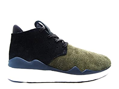 2d0ea844f Y3 Desert Boost Trainers Green 10 UK  Amazon.co.uk  Shoes   Bags