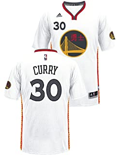 promo code 99b56 1a939 Amazon.com : adidas Stephen Curry Golden State Warriors ...