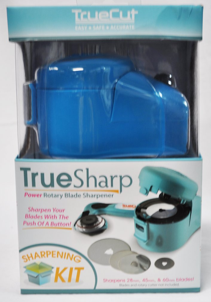 TrueCut Sewing Rotary Blade Sharpening Kit