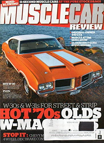 Muscle Car Review February 2016 Magazine MIND BLOWING! 11-SECOND MUSCLE CARS AT THE PURE STOCK (Super Stock Drag Car)