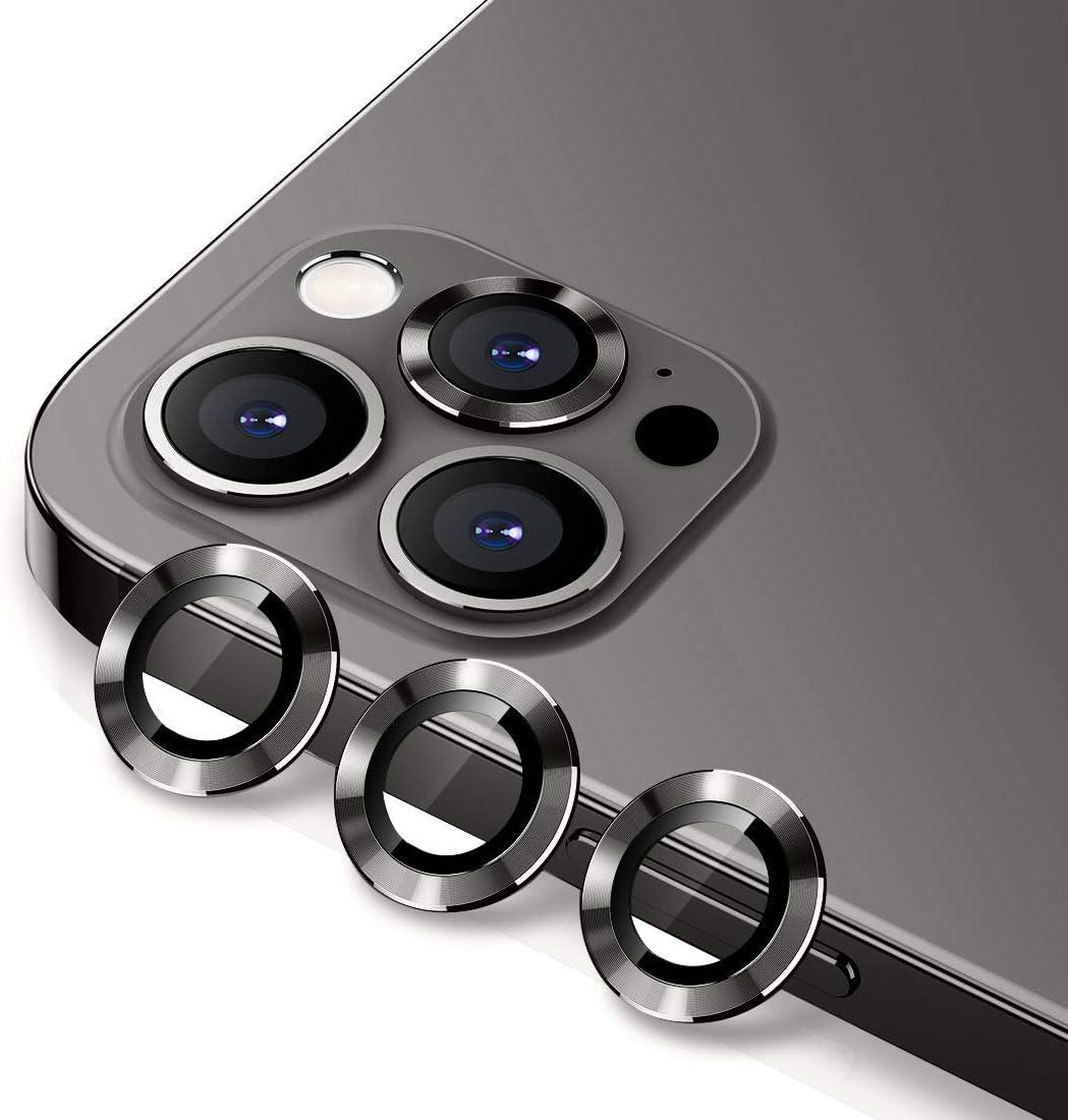 Protector de lente de cámara Wsken para iPhone 12 Pro (R48H)