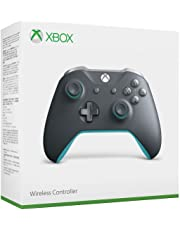 Xbox Wireless Controller - Grey And Blue photo