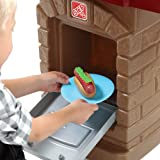 Step2 Fixin' Fun Outdoor Grill | Plastic Toy