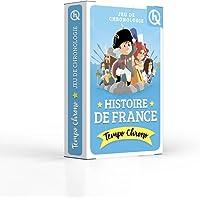 Tempo Chrono Histoire de France: Jeu de chronologie 7 ans et +