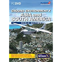 Ground Environment X: Asia and South America World Edition (for FSX) - PC by Flight001