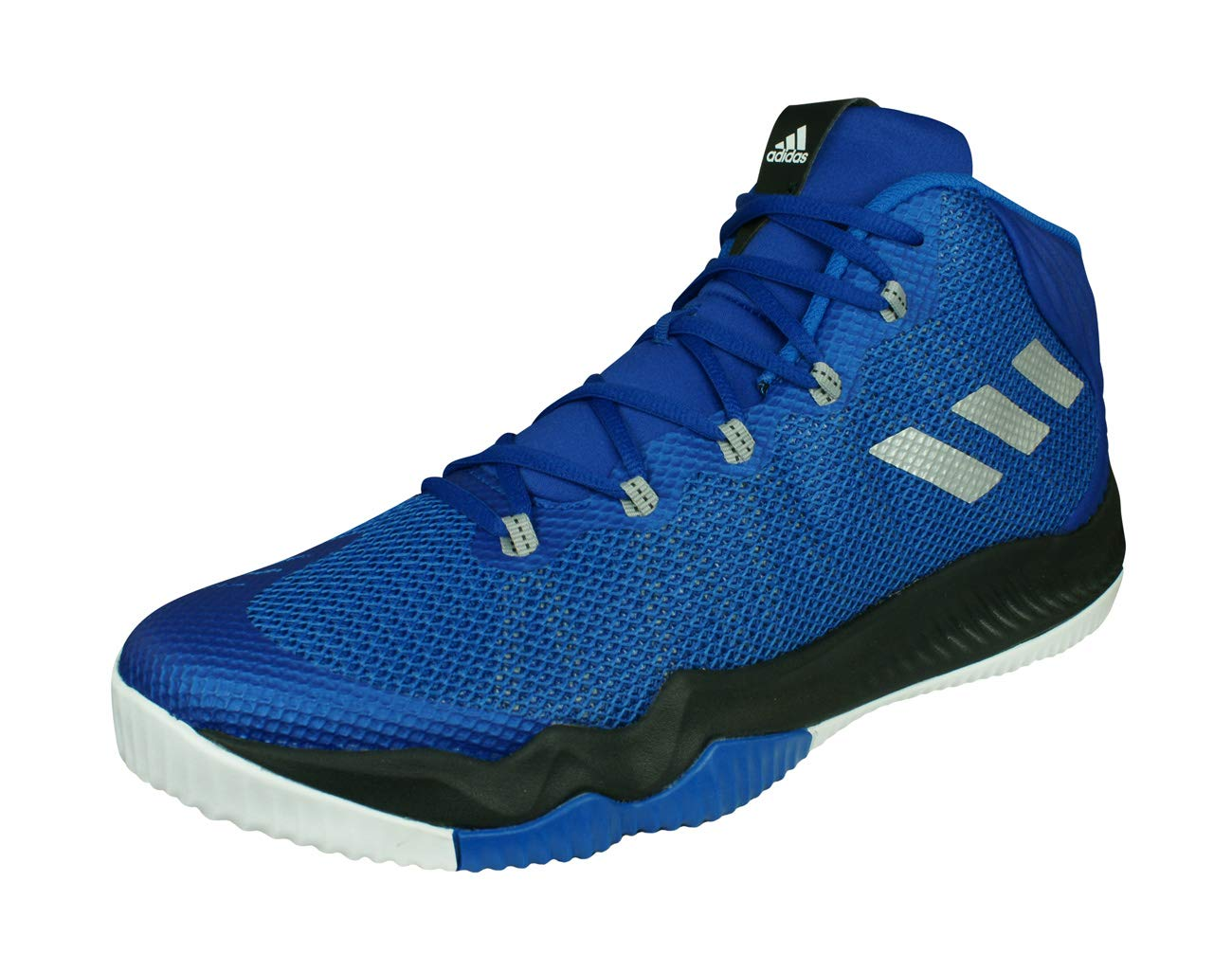 Adidas Crazy Basketballschuhe Hustle Herren Blaureauni Plamet QCrtshd