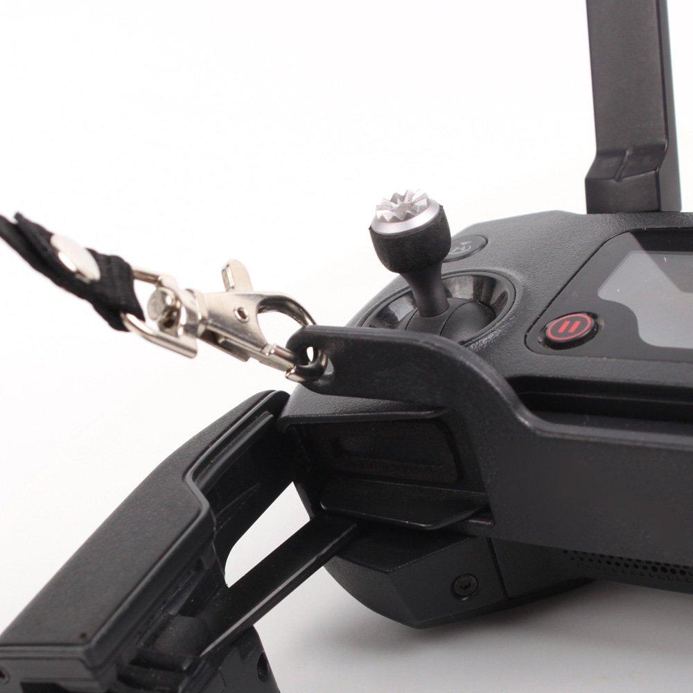 Transmitter Dual Hook Bracket Buckle for Mavic Air//Mavic Pro//DJI Spark DJI Drone Accessories Kit Remote Controller Neck Strap Lanyard Belt