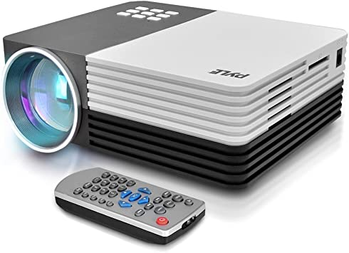 Sound Around Pyle Video Projector 1080P Full HD Professional Cinema Home Theater