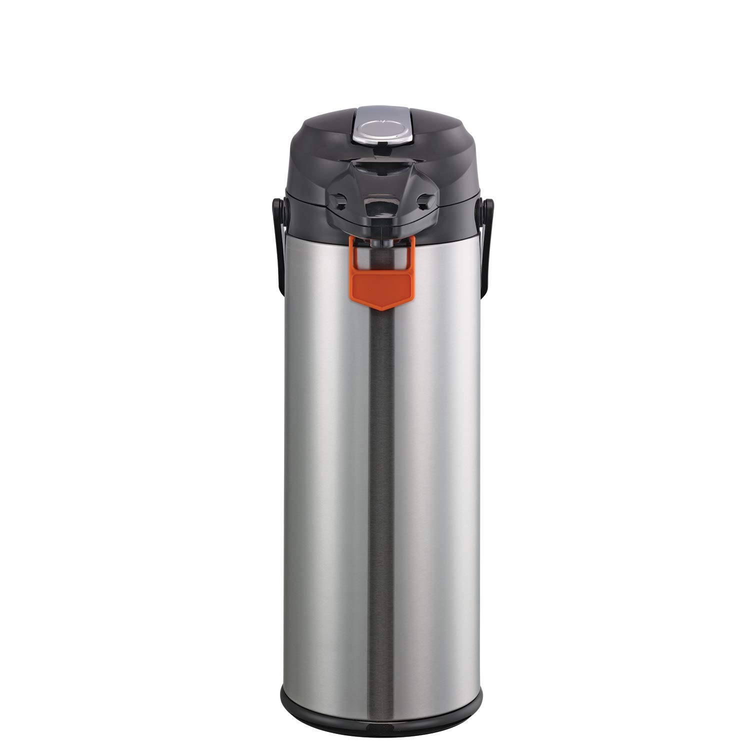 Service Ideas ENALG30S Airpot with Lever, Glass and Stainless Steel, NSF Listed, 3.0 L by Service Ideas (Image #1)