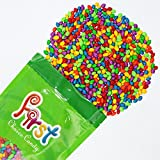 FirstChoiceCandy Regular Mix Sunbursts Chocolate Covered Sunflower Seeds 1 Pound 16 oz Resealable Bag