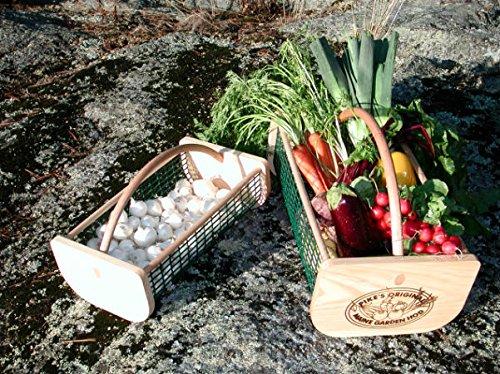 Pike's L'il Maine Garden Hod -