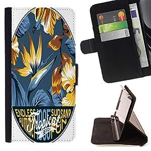 Dragon Case - FOR Samsung Galaxy S6 - fear things that are unknown - Caja de la carpeta del caso en folio de cuero del tir¨®n de la cubierta protectora Shell
