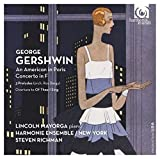 Gershwin: An American in Paris, Concerto in F
