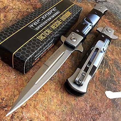 Amazon.com: Sólo nosotros Tac-Force Spear Blade The Punisher ...