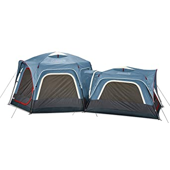 Coleman Connectable 3 Person & 6 Person Tent