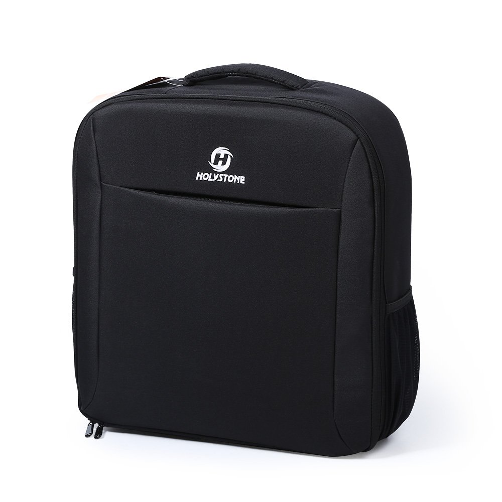 Holy Stone Drone Carrying Case Quadcopter Backpack Waterproof Portable Traveling Bag Cases for Holy Stone F181C F181W HS110 HS200 HS110D HS120D HS130D HS200D and Accessories, Not for HS100