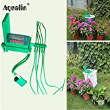 Aqualin Automatic Micro Home Drip Irrigation Watering Kits System Sprinkler with Smart Controller
