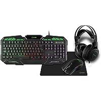 Combo Gamer - Teclado com 7 Cores de Iluminação + Mouse 3200 DPI, GTC-02 - XZONE